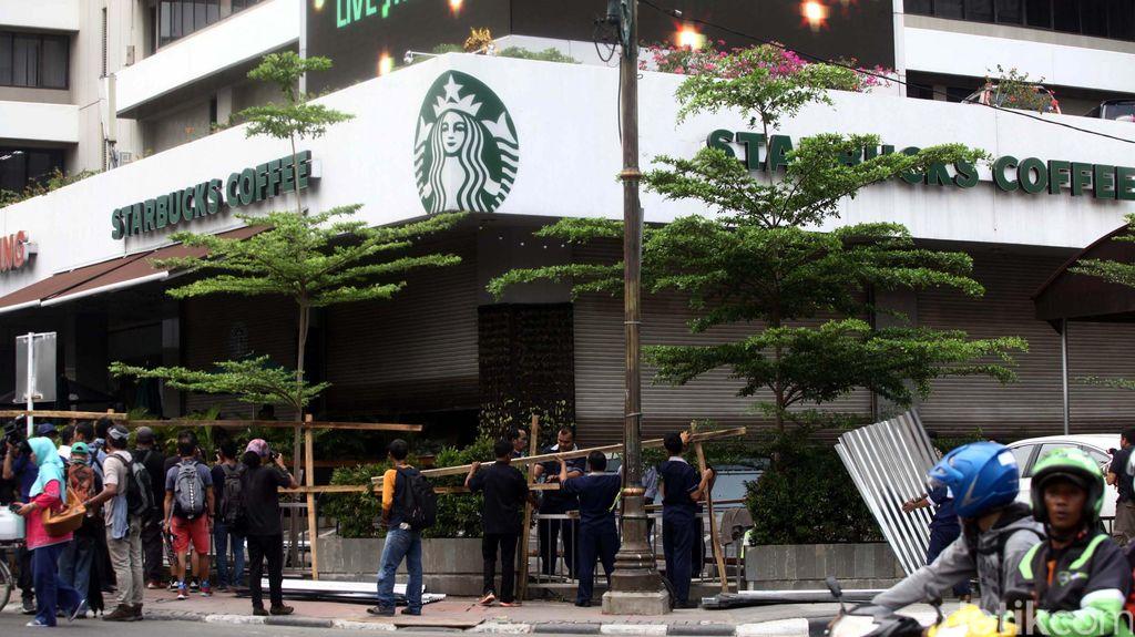 Terlibat Bom Thamrin, Terpidana Abdurahman Dikenakan Pasal Perencanaan Teror