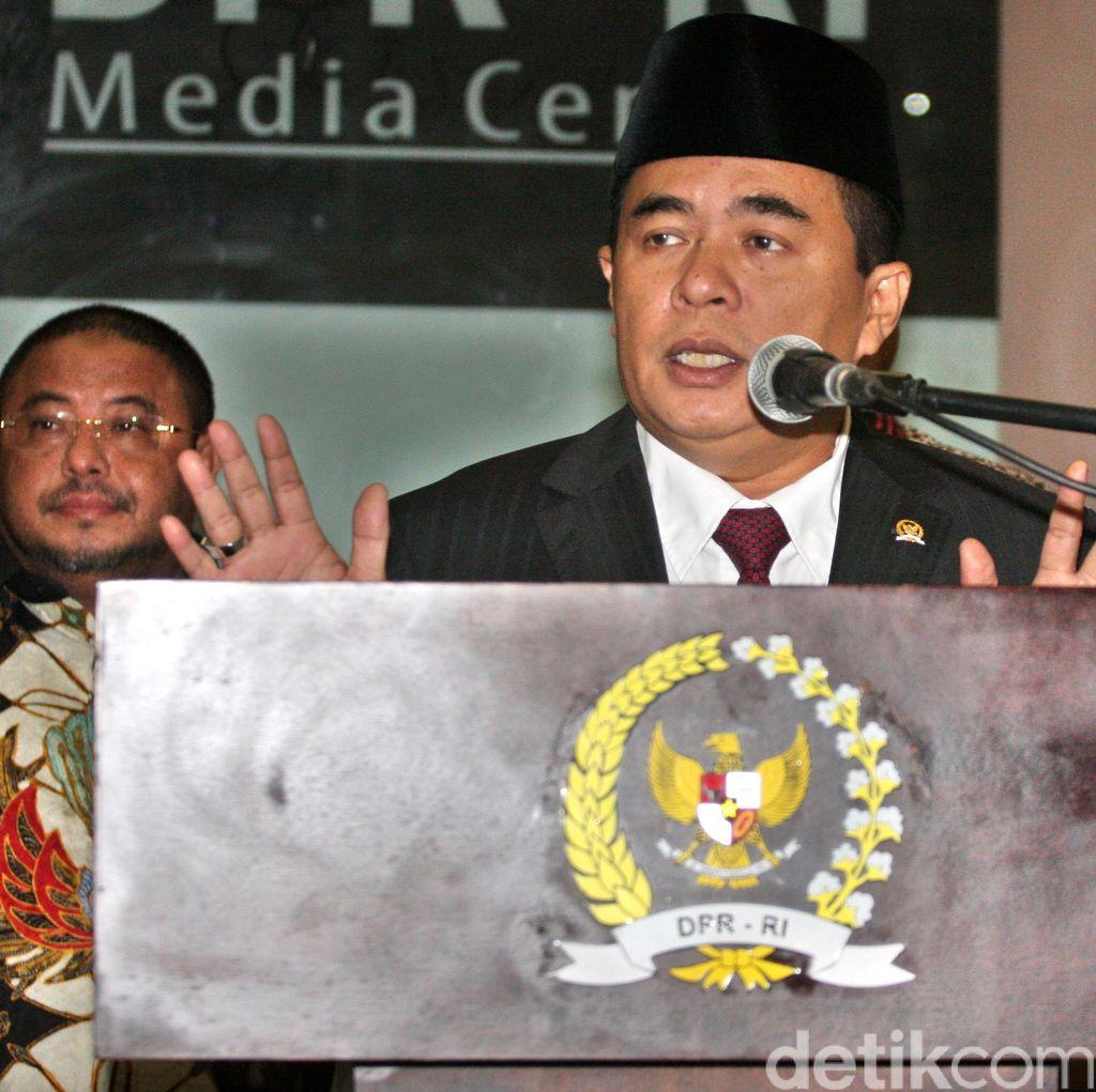 Ade Komarudin Tegaskan Tak Pernah Teken Pernyataan Tak Maju Caketum Golkar