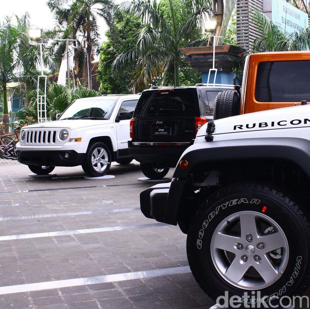 Jeep Made in India Dijual Mulai 2017 Mendatang