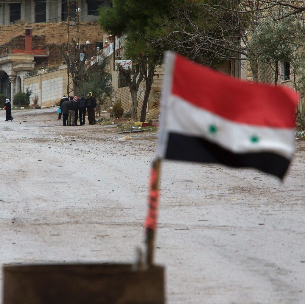 Ibunda Presiden Suriah Bashar al-Assad Tutup Usia