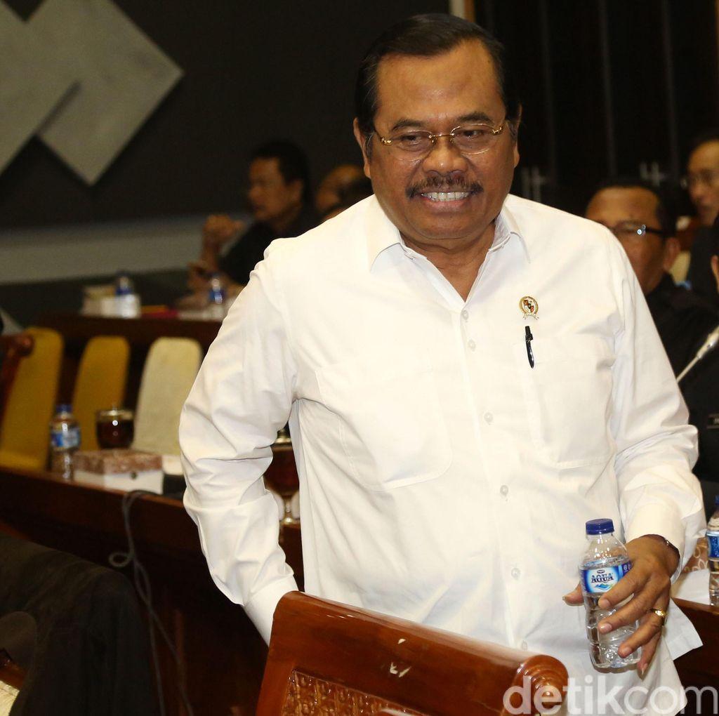 Jaksa Agung Sudah Bahas Penyelesaian Kasus Novel dengan Pimpinan KPK