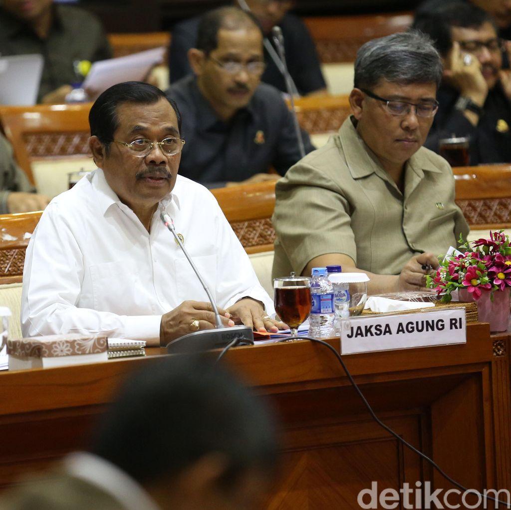 Jaksa Agung Masih Tunggu Pertimbangan Pihak Lain Putuskan Kasus Novel, Samad dan BW