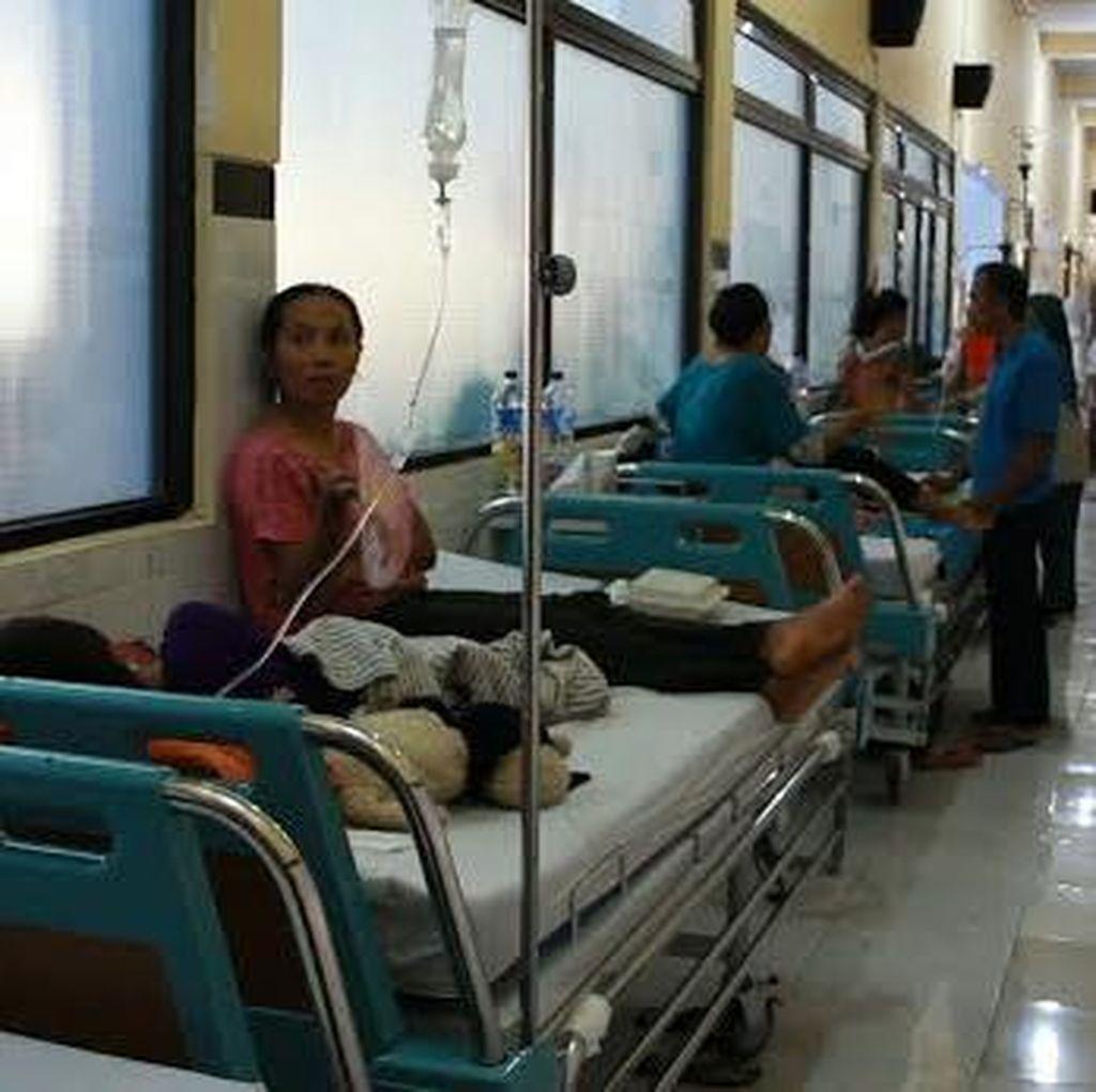 Pasien DBD di Jombang Meningkat Jadi 299 Orang, 8 Meninggal Dunia