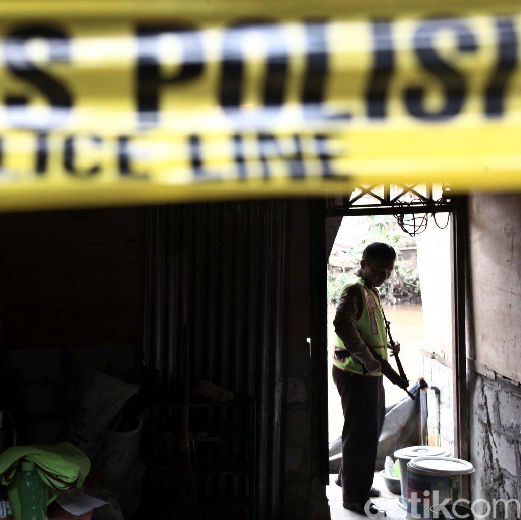 Anggota Polres Cimahi Tewas Tersengat Listrik saat Pasang Antena di Markas