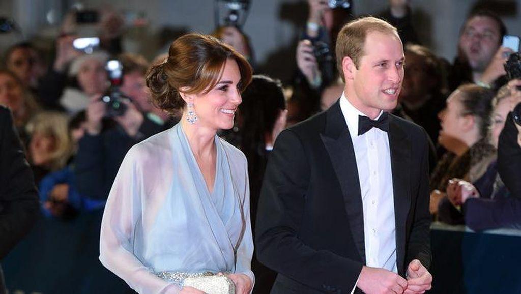 Upah Dikurangi, Staf Pangeran William dan Kate Middleton Ancam Demo