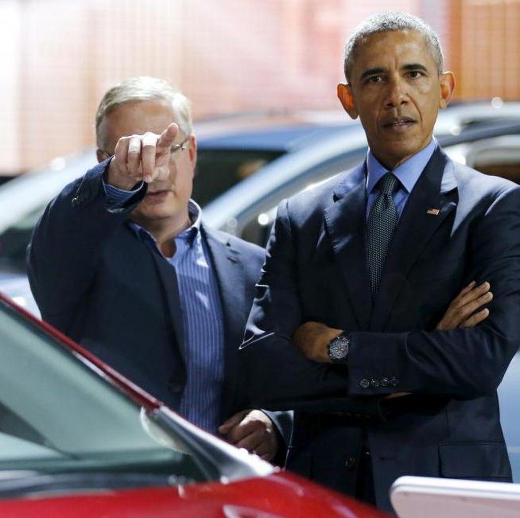 Obama Ajukan Anggaran Militer USD 200 Juta untuk Lawan Pemberontak di Afrika
