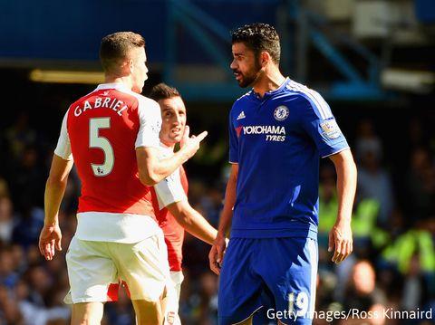 Twitter Dihebohkan Soal Pertandingan Arsenal Kontra Chelsea