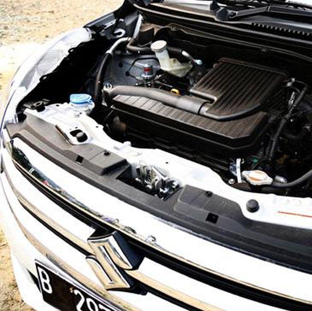 Ertiga Diesel Masih Terus Diuji Suzuki