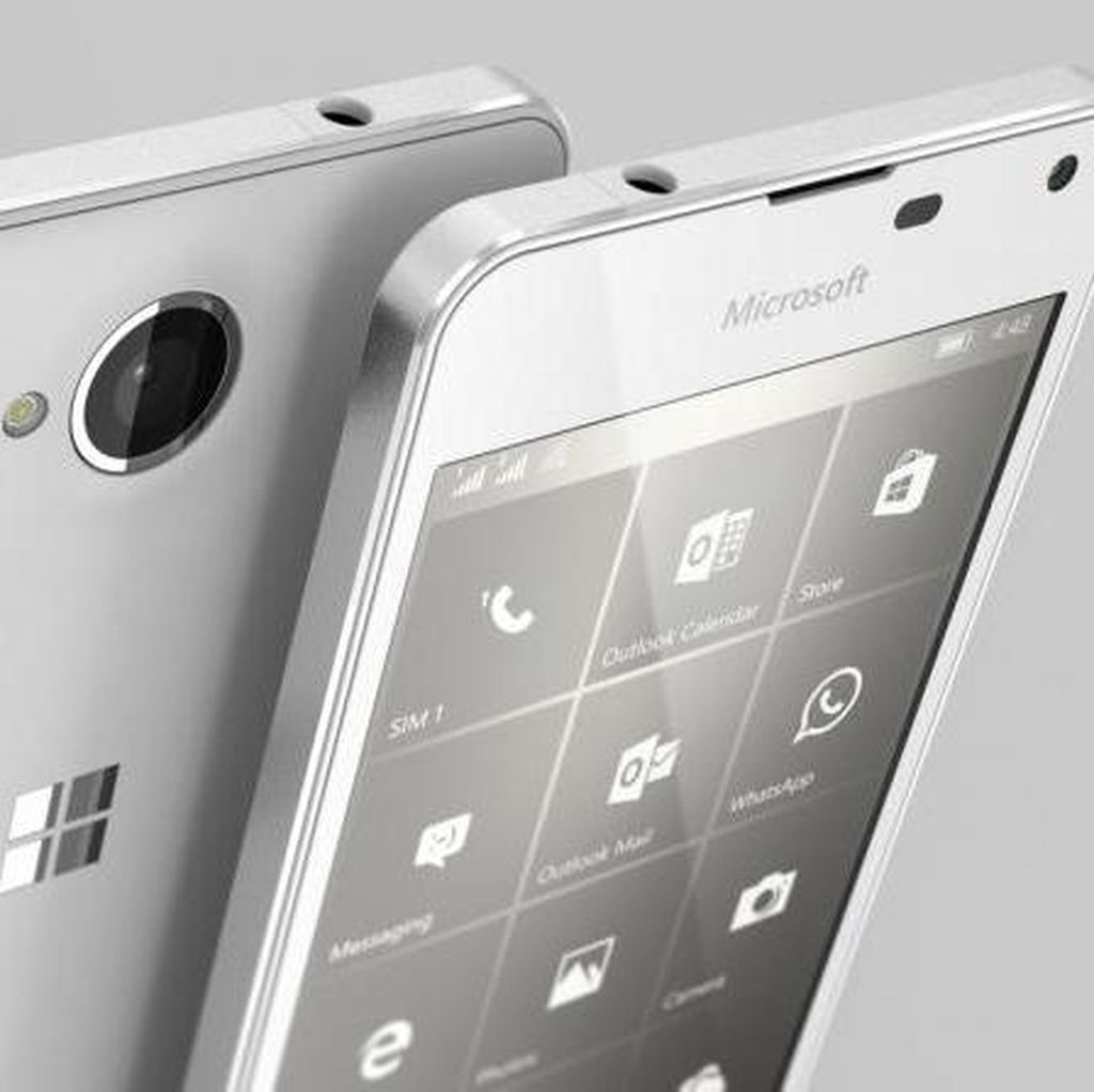 Microsoft Siapkan Lumia 650 Layar Besar