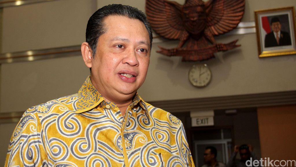 Komisi III DPR Serahkan ke Jaksa Agung Urusan Deponeering BW dan Samad