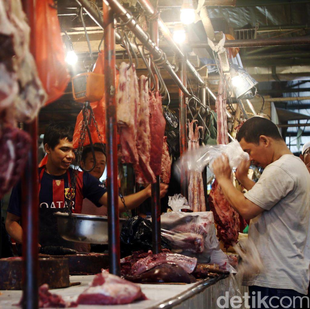 Bulog Jajaki Impor Daging Kerbau dari 13 Perusahaan India