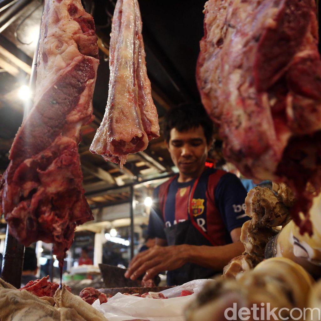 Bisakah Harga Daging Turun di Bawah Rp 80.000/Kg Pasca Impor? Ini Kata Jokowi