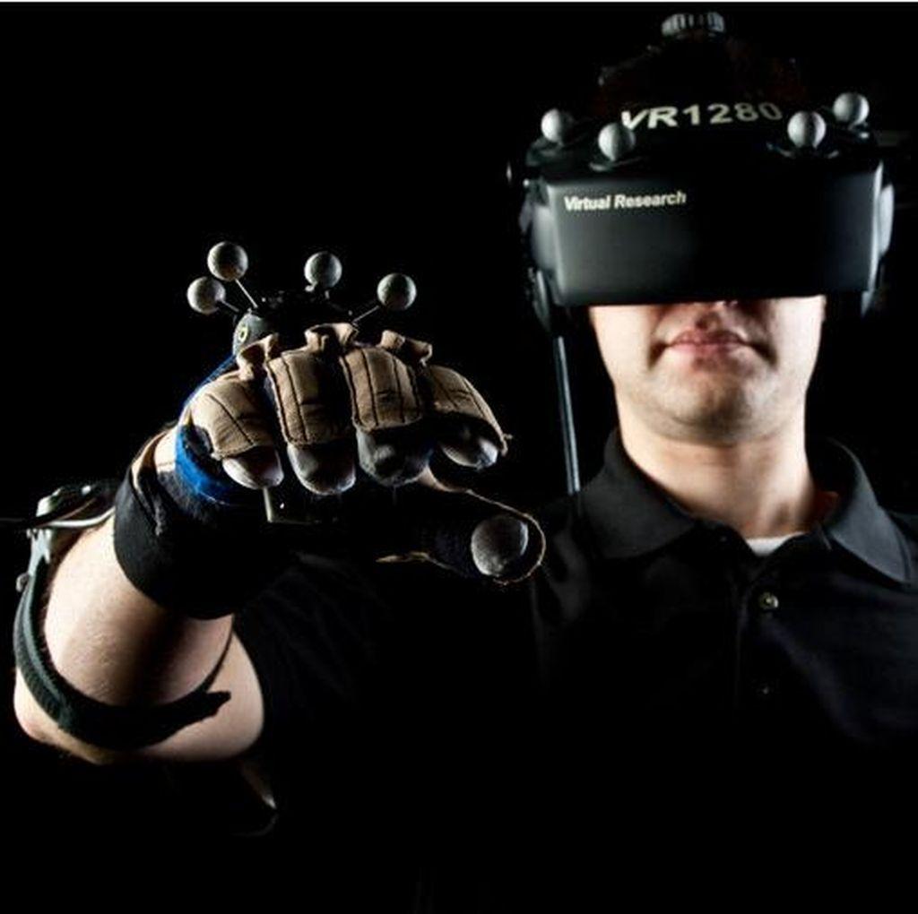 Virtual Reality Jadi Masa Depan Mesin Unreal