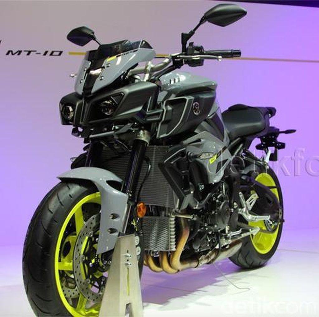 Yamaha Untung Rp 122,9 Triliun dari Jualan Motor