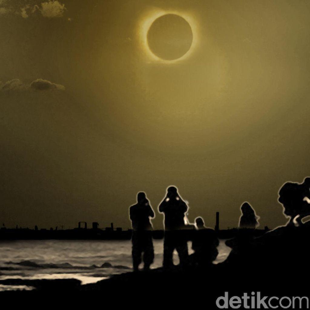 Gerhana Matahari Total Dalam Kepercayaan Masyarakat China
