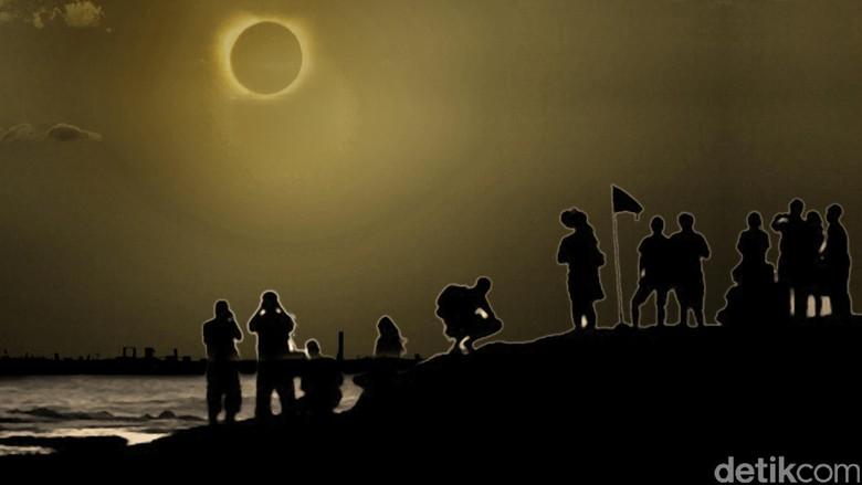 Sri dan Gerhana Matahari Total