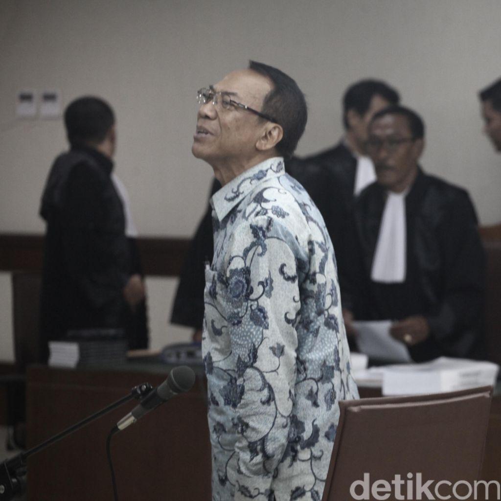 Hakim Perintahkan Sebagian Aset Rekening dan Properti Jero Wacik Dibuka