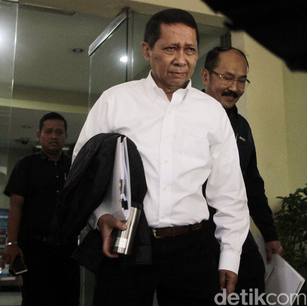 Kasus RJ Lino, KPK Periksa Senior Manager Peralatan PT Pelindo II