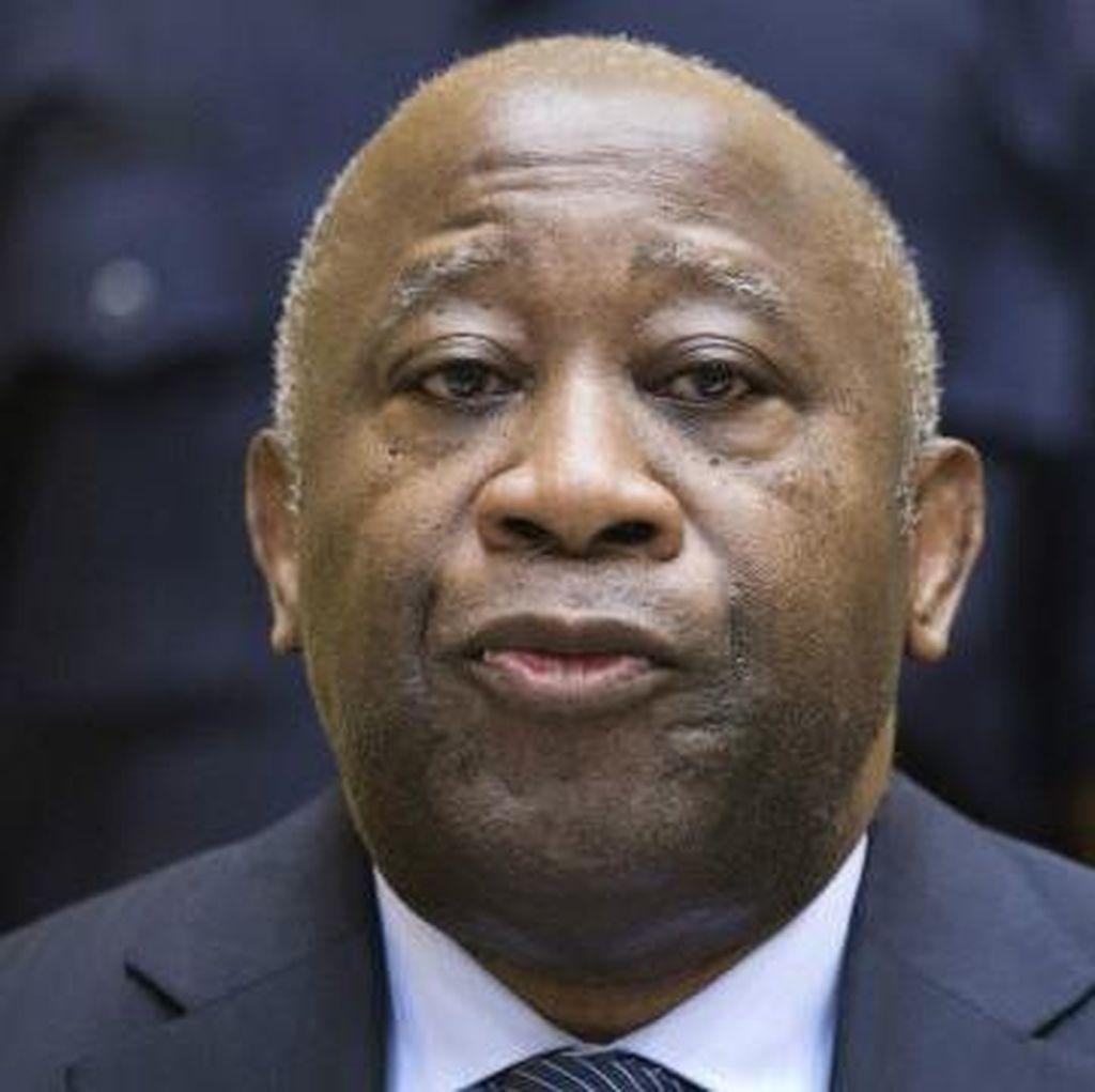 Mantan Presiden Pantai Gading Laurent Gbagbo Diadili