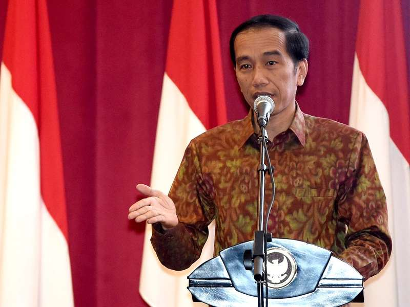 Jokowi dan JK: Selamat Tahun Baru Imlek, Gong Xi Fa Cai!