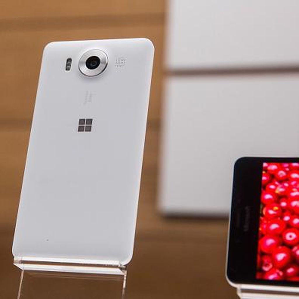 Microsoft Siapkan Ponsel Windows 10 Papan Atas