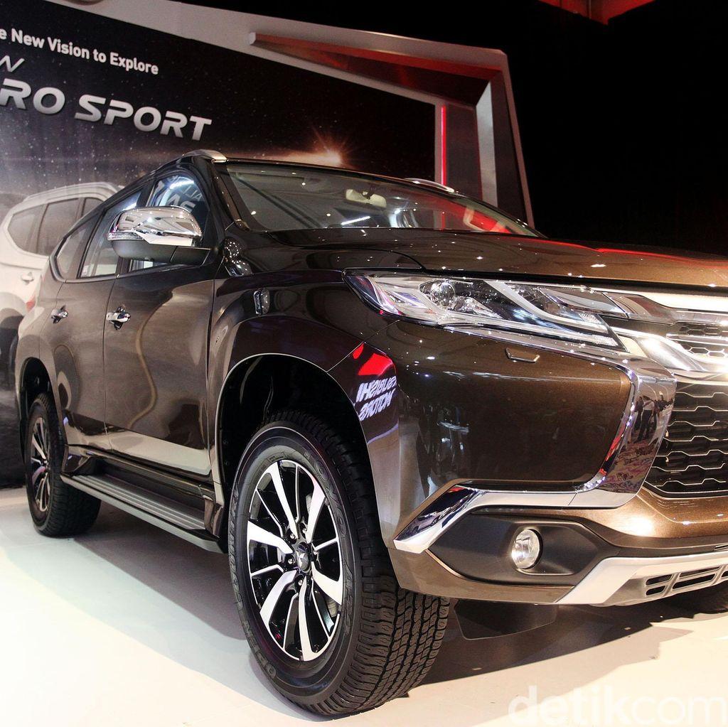 Sumatera Sumbang 9 Persen Penjualan Mitsubishi Indonesia