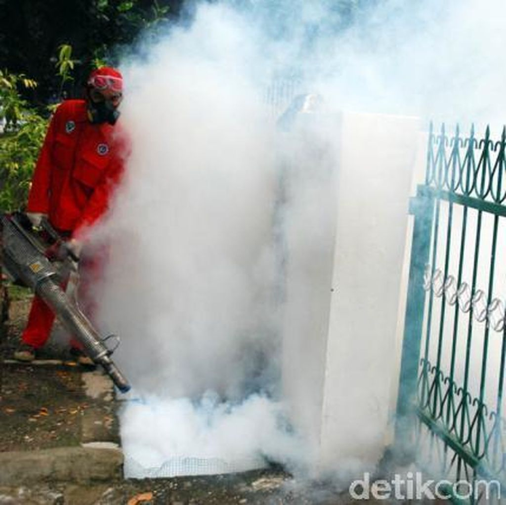 Cegah Serangan DBD, Brigadir RW di Bandung akan Datangi Rumah Warga
