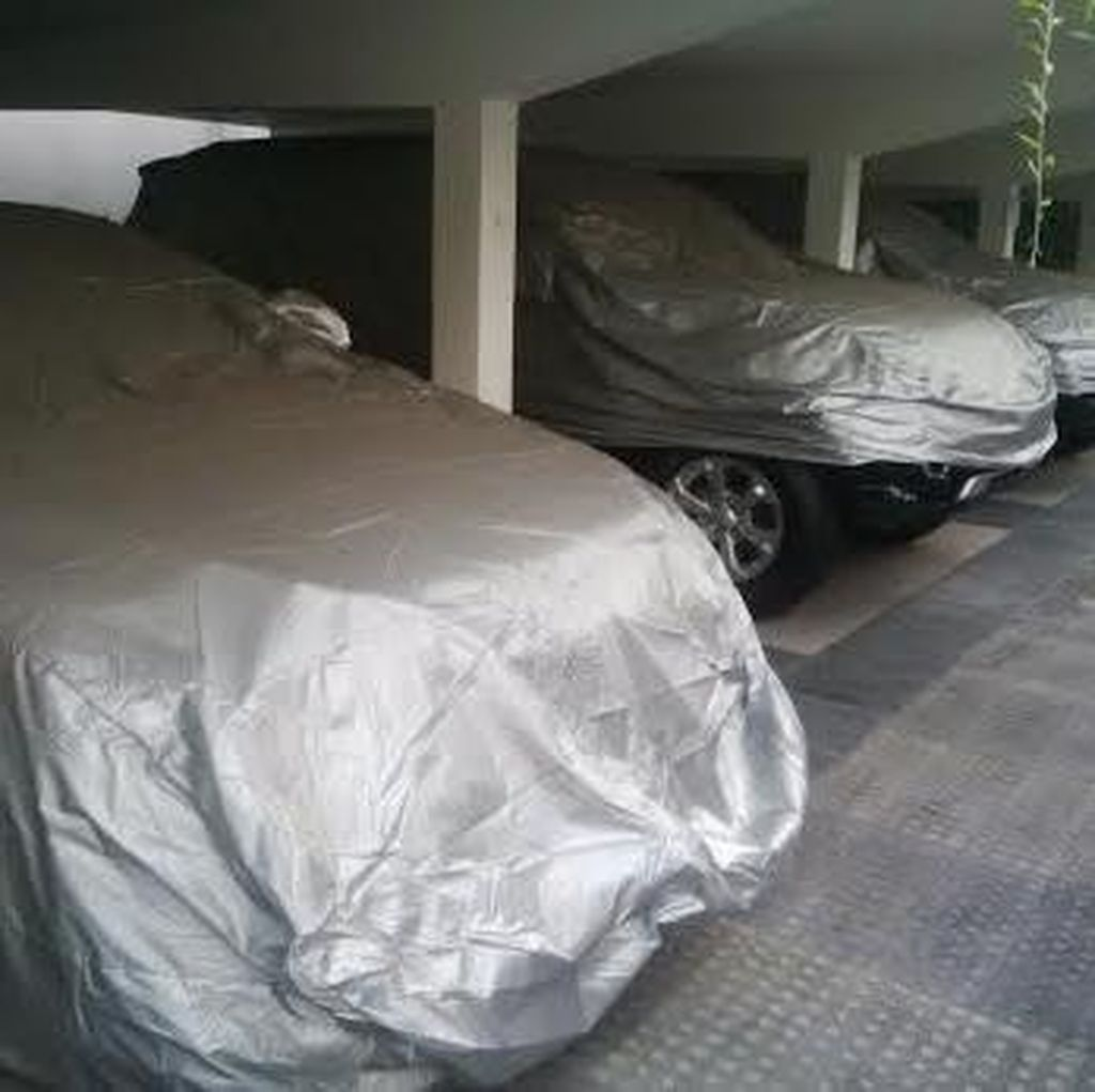 Bupati Pasuruan Siapkan Halaman Pendopo untuk Parkir Mobil Dinas selama Lebaran