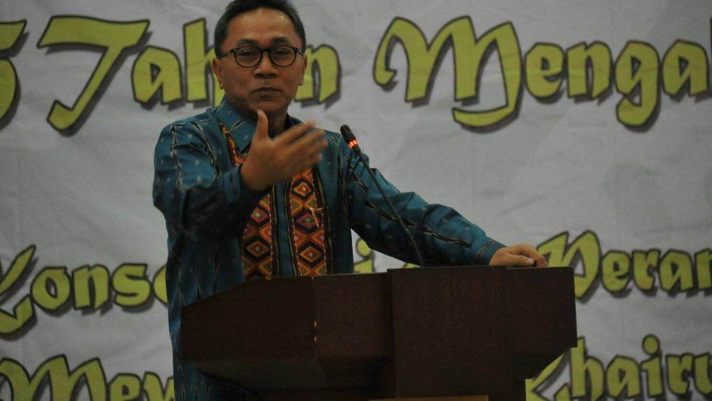 PKB Wacanakan Pembubaran DPD, Ini Tanggapan Ketua MPR
