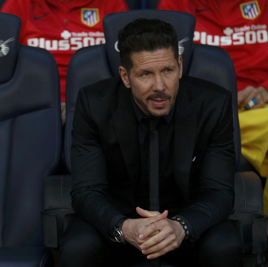 Atletico Harus Ikhlas Jika Simeone Sudah Ingin Pergi