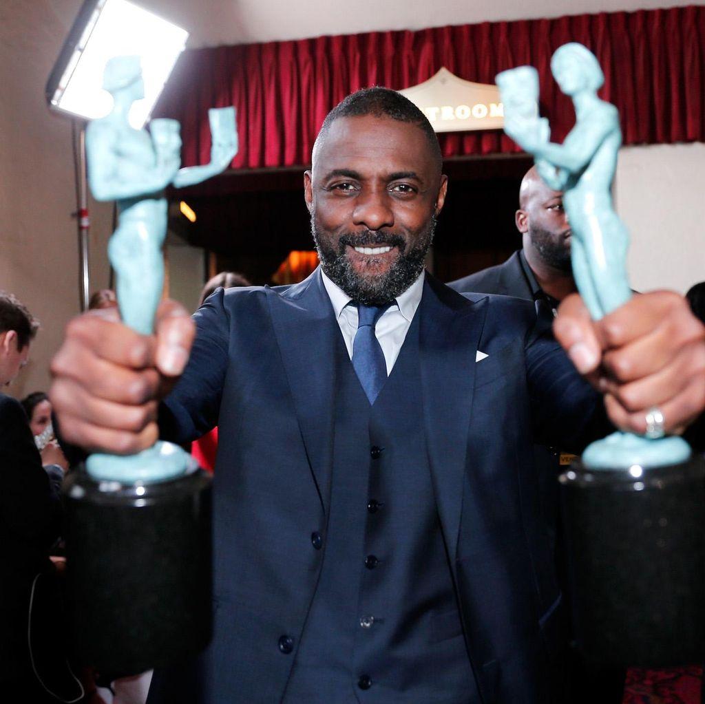 Sudah Dikaruniai Seorang Anak, Idris Elba dan Kekasih Putus