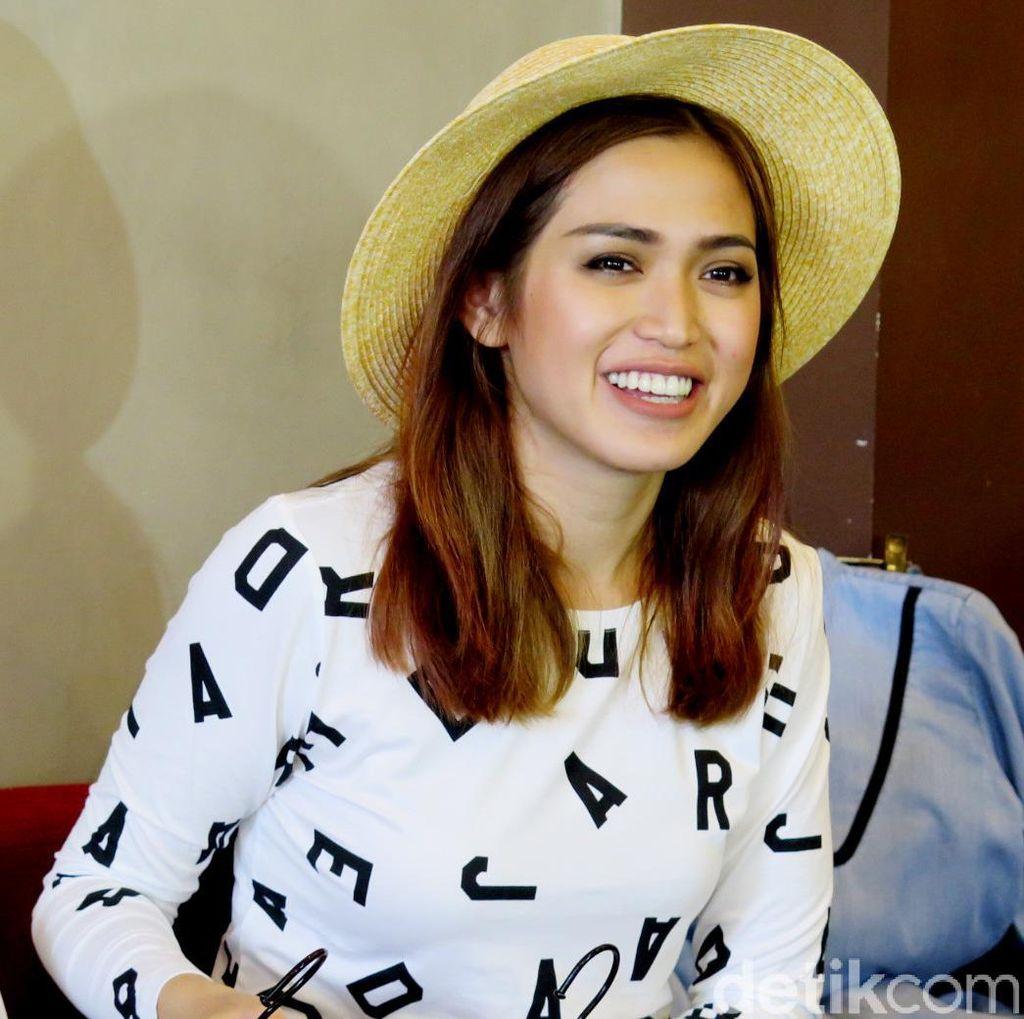 Jessica Iskandar Berharap Ayu Ting Ting Tidak Emosi