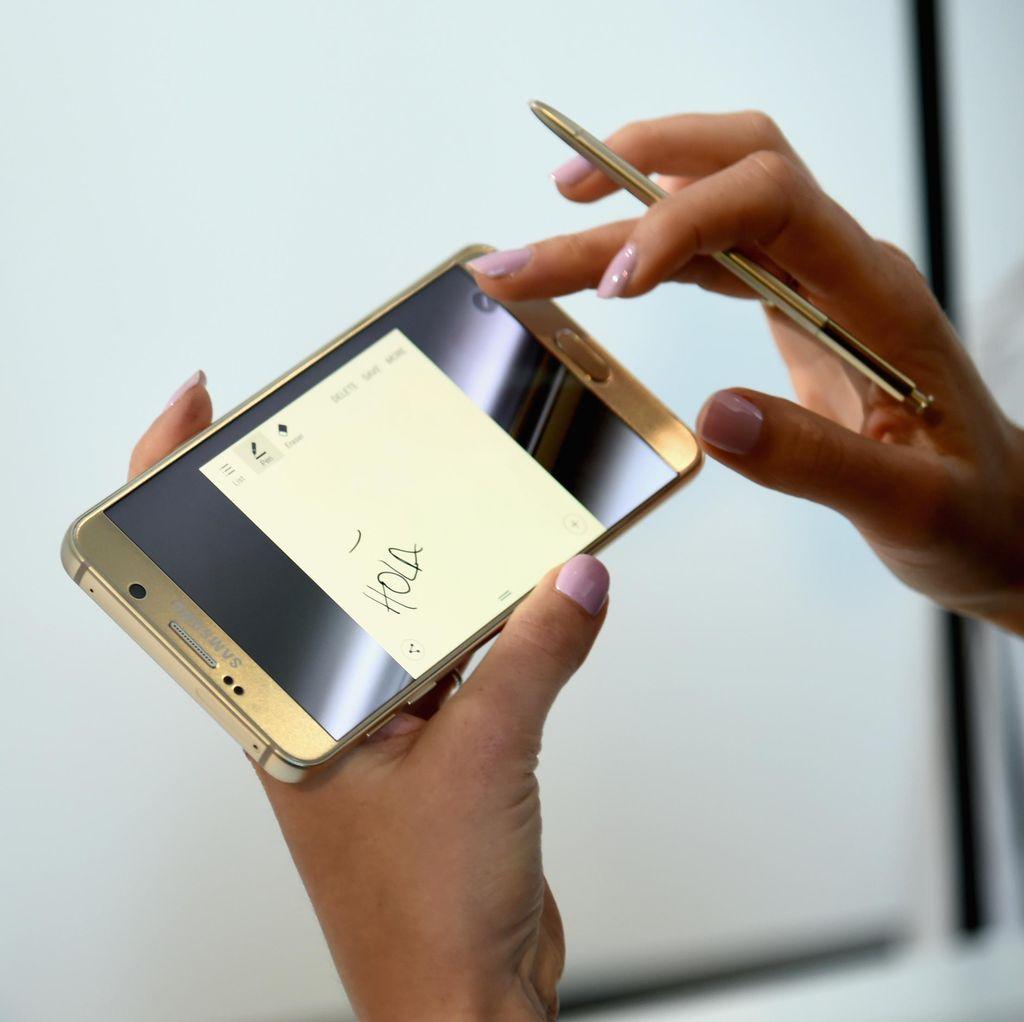 Pena Stylus Samsung Nanti Bisa Jadi Penyangga