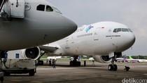 Rolls-Royce Jual Mesin Pesawat Rp 15,6 T ke Garuda Indonesia