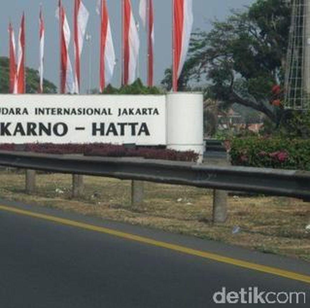 Tingkatkan Pelayanan Bandara Soekarno-Hatta, Gapura Gandeng Inggris dan Denmark