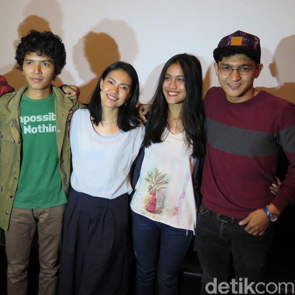 Alasan Lola Amaria Libatkan 4 Aktor Muda di Film Jingga