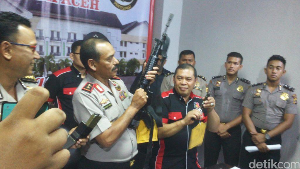 2 Penculik Pejabat Aceh Ditembak Mati, Polisi Masih Buru 2 Pelaku Lagi