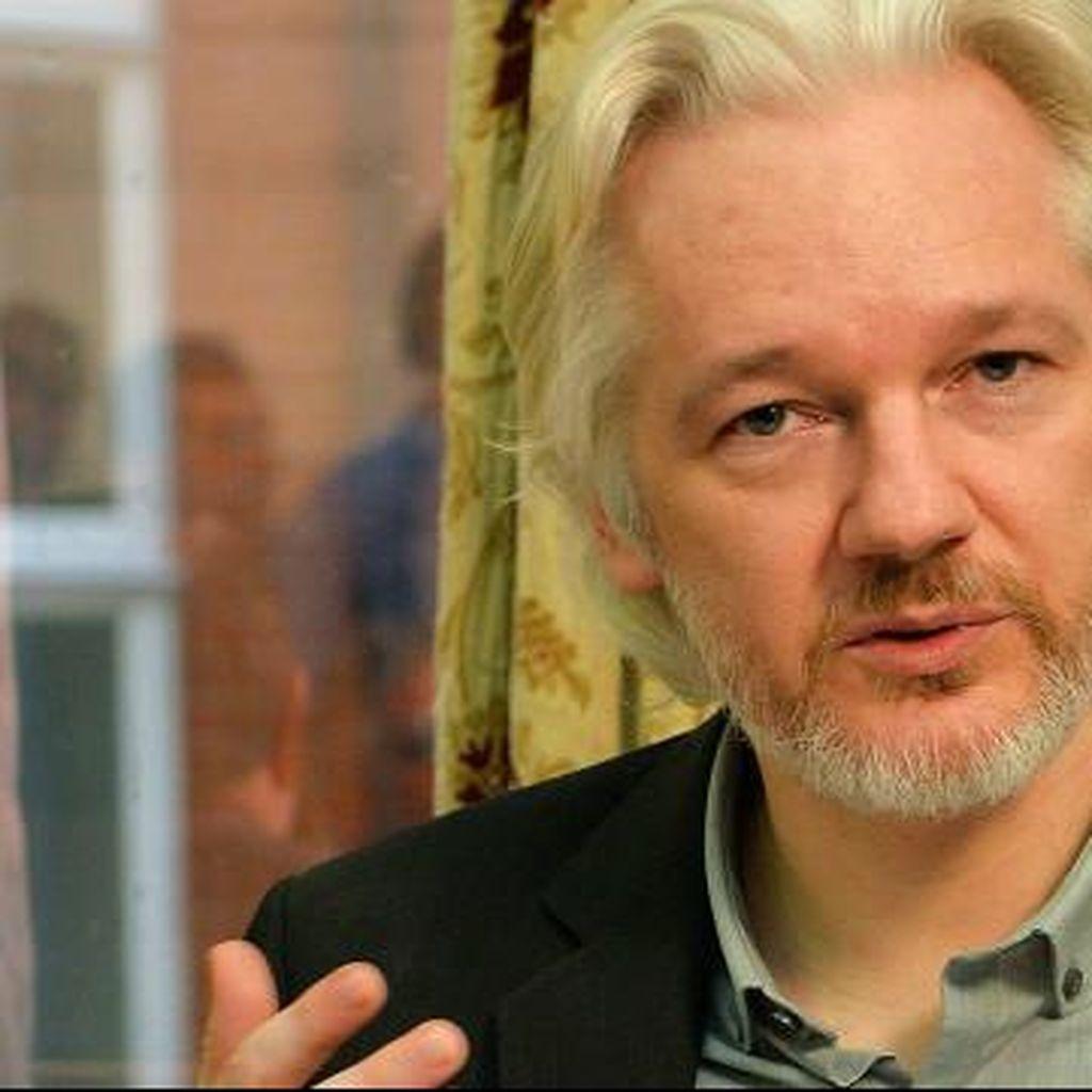 Julian Assange Mungkin akan Menyerahkan Diri