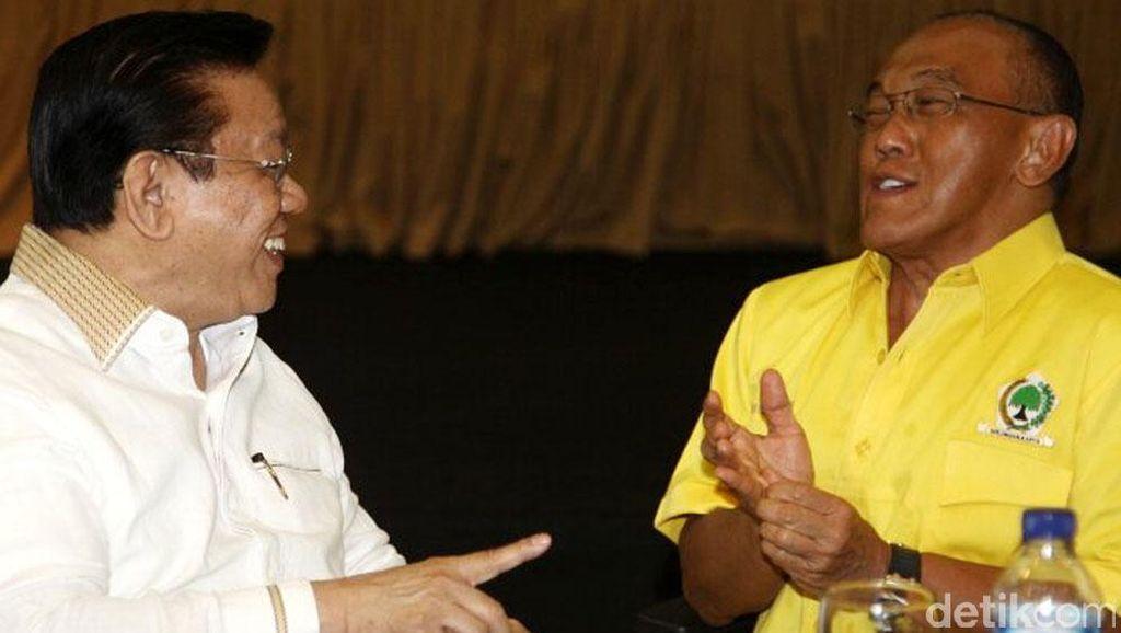 Agung Laksono Bicara Calon Ketum Golkar: Jangan Mau Semua Jabatan