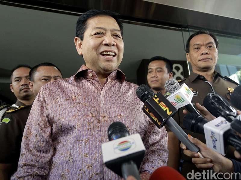Setya Novanto Kembali Diperiksa Kejagung Rabu Pekan ini