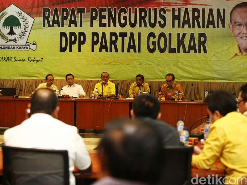 Ceketum Golkar Harus Lewat Proses Debat Kandidat dan Uji Publik