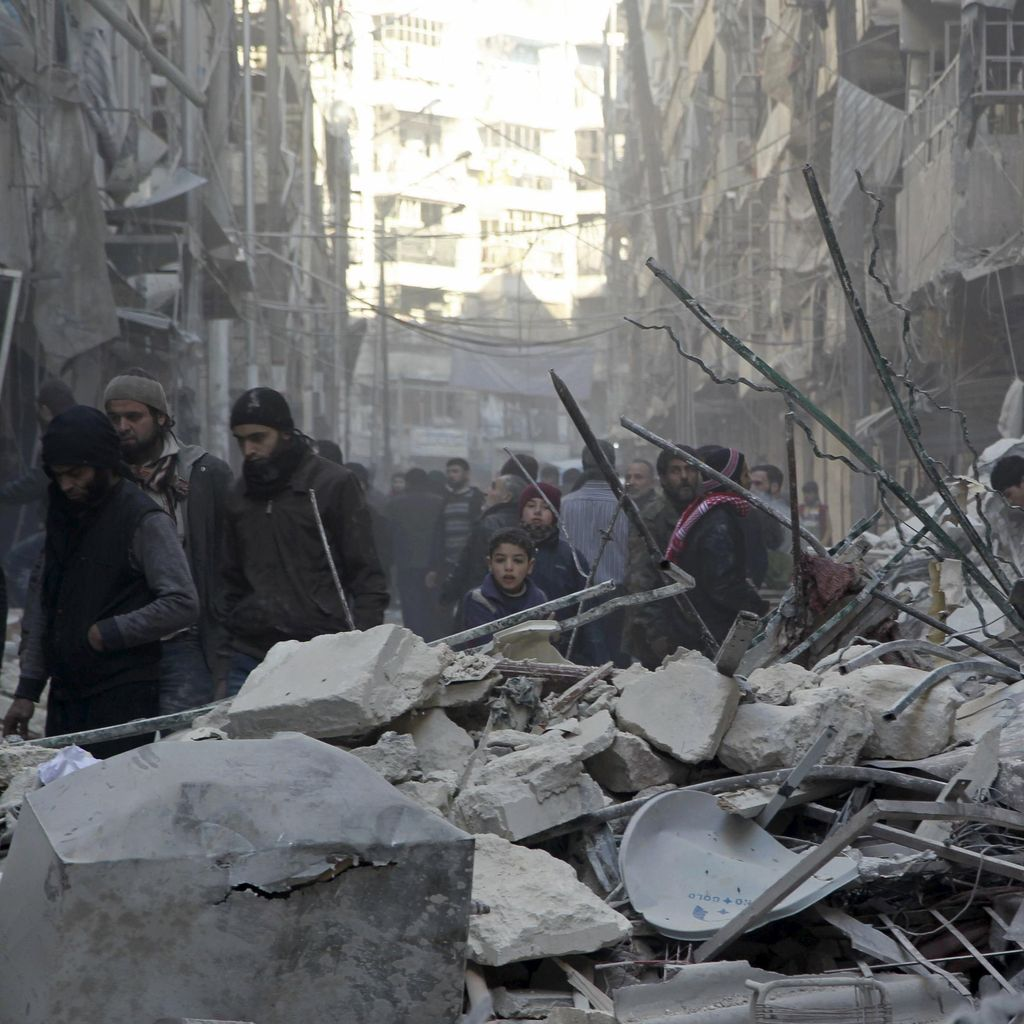 Rusia Peringatkan Arab Saudi: Jangan Invasi Suriah!
