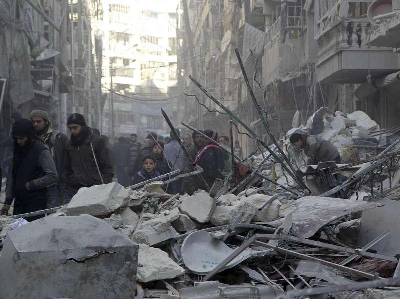 Rusia Peringatkan Saudi Lagi: Jangan Invasi Suriah!