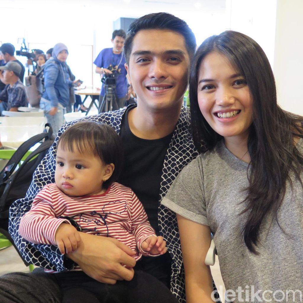 Herfiza Hamil Anak ke-2 Tanpa Ngidam, Tugas Ricky Harun Lebih Enteng