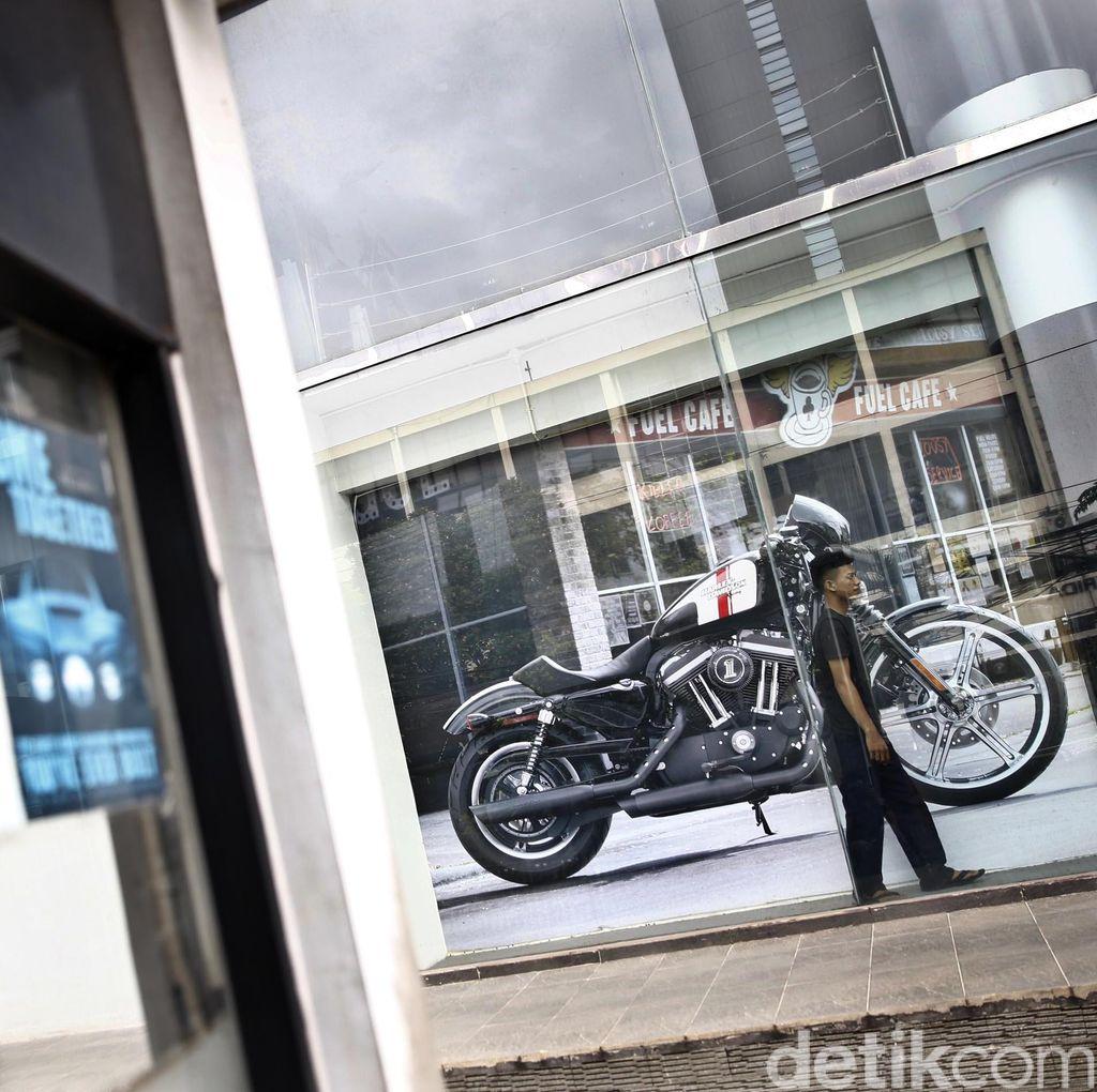 Sekalipun Tidak Ada Agen Resmi, Komunitas Harley Tetap Jalan