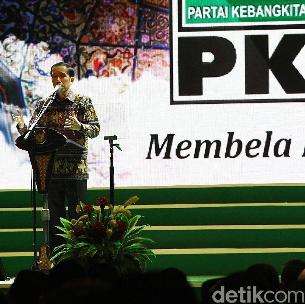 Jokowi: Persaingan Global di Depan Mata, Kuncinya di SDM