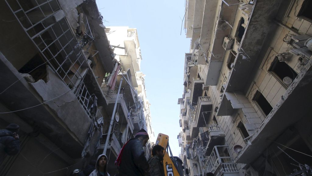 PBB Sebut 20 Ribu Warga Suriah Telantar di Perbatasan Turki