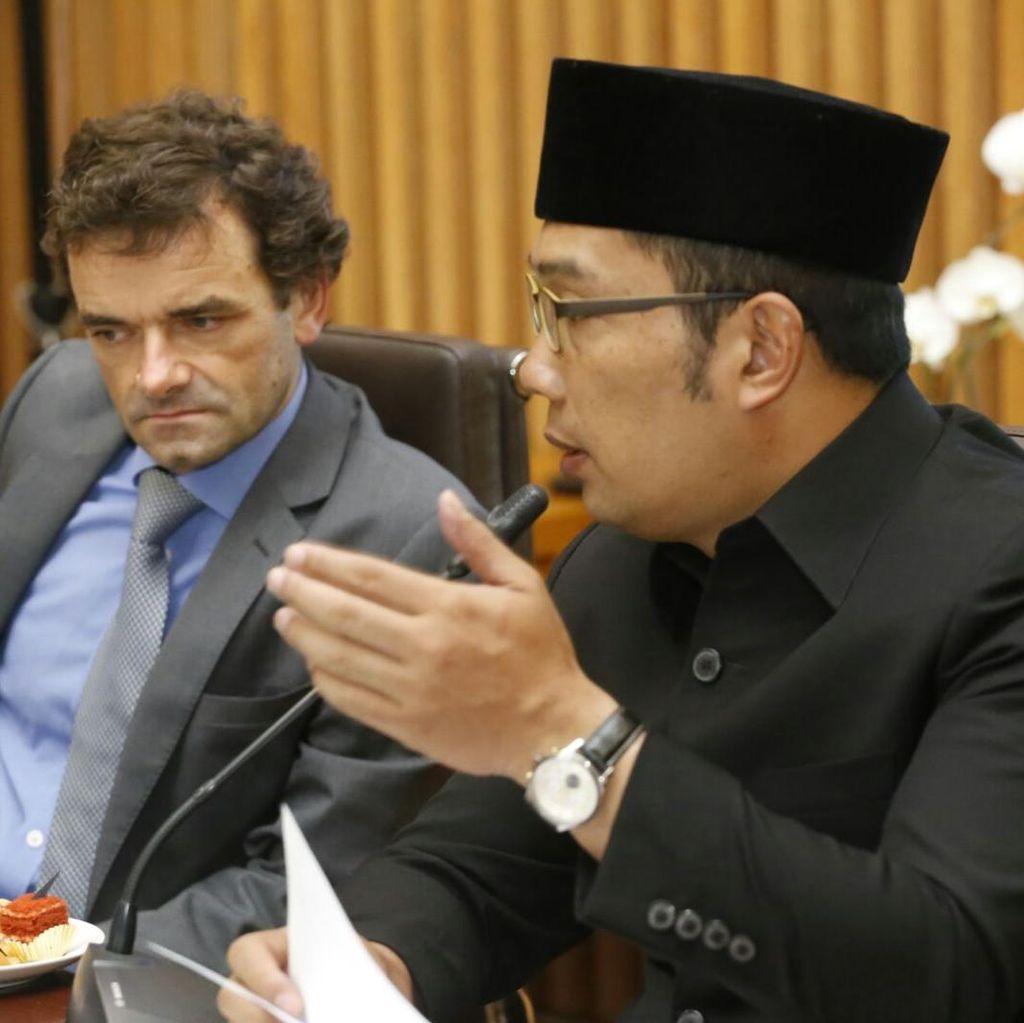Putri Belgia Bakal Datang ke Bandung, Ridwan Kamil Tawarkan PPP