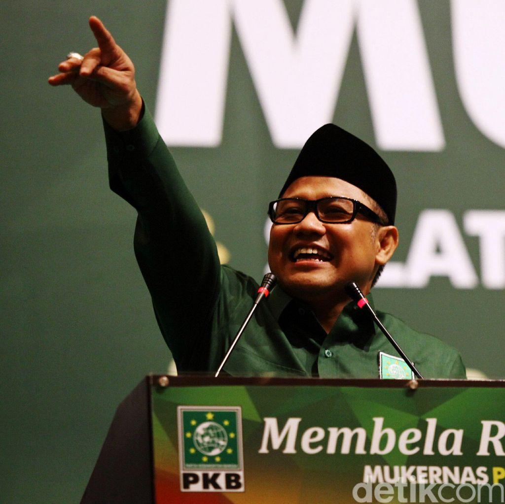 Tegaskan Dukung Penuh Pemerintahan Jokowi, Ketum PKB: Holopis Kuntul Baris!