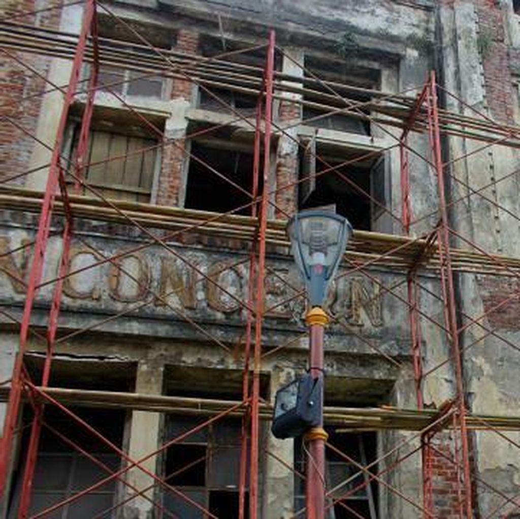 Menyelamatkan Kota Tua Jakarta dari Kehancuran